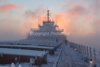 DD-2014 /0101-07...LEE A. TREGURTHA-Duluth to Indiana Harbor, IN.