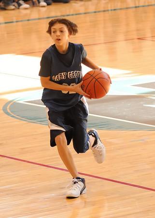 02/08/2009 - 8th Grade Feeder Team