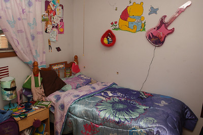 Mallory and Ashlynn's rooms.