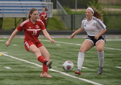 Glenbard South vs. Riverside Brookfield girls soccer