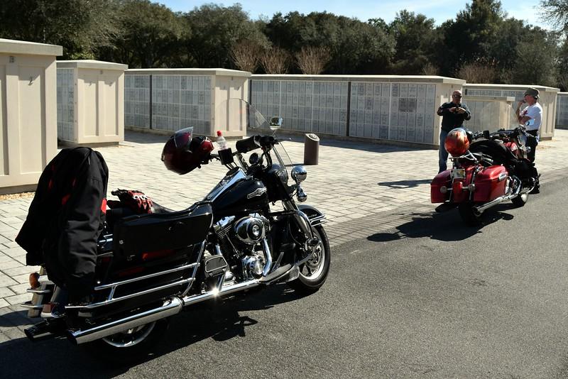 January 31, 2015 Ride to Florida National Cemetery (10).JPG