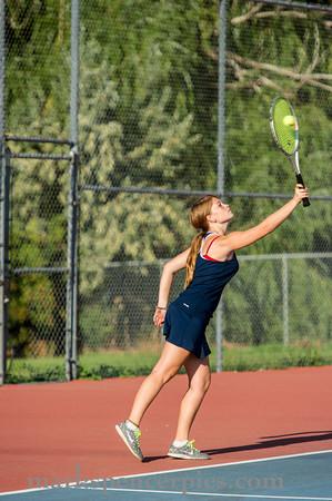 Tennis SHS v MMHS 8-3-2013
