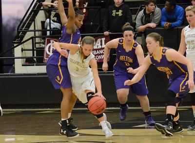Basketball - Central Bank I-44 - LHS Girls  v. Belton