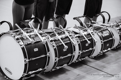 Monarch Indoor Percussion 2016