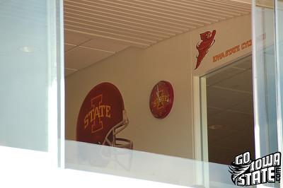 Iowa State vs Kansas 2008