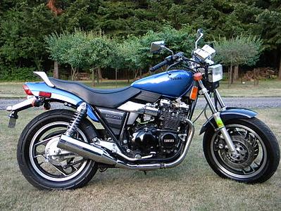 1996 Yamaha YX600 Radian