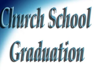 Church School Graduation
