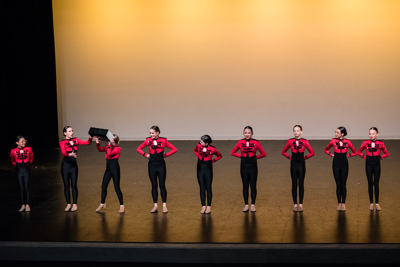 Colllectives Evening of Dance 2018