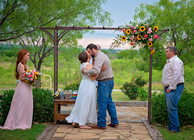 Chad and Shelby's Wedding