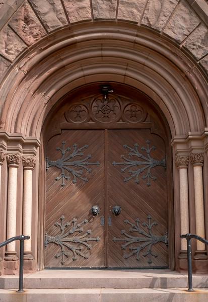 Church Door, Yankee Hill, Milwaukee