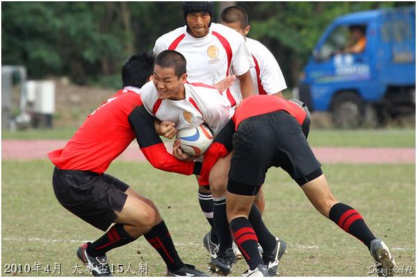 2010大專杯15s-乙組準決賽-成功大學vs陸軍官校(NCKU vs ROCMA)