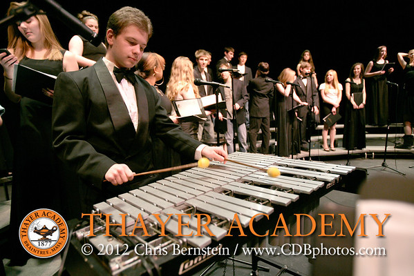 Winter Choral Concert 1/25/11