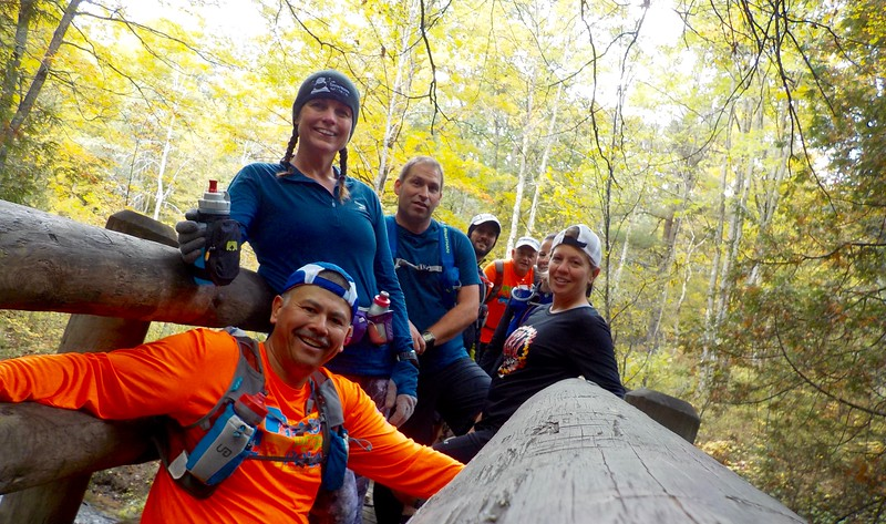 2016 North Country Trail fall color tour