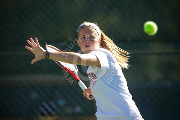 Wheaton College Women's Tennis, September 10, 2012