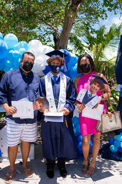 Amadeo Cartwright Graduation