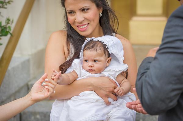Isabel's Baptism