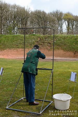KSV de Voorst 22 April 100 duiven jacht parcours