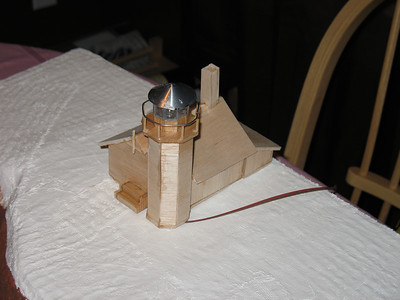 Lighthouse Model
