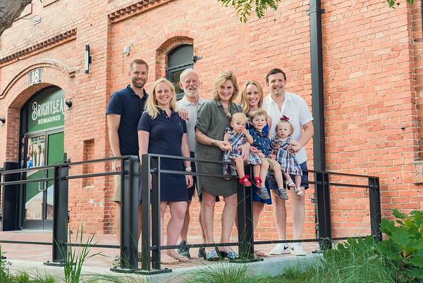 Lynn - Family outing - Brightleaf, Durham