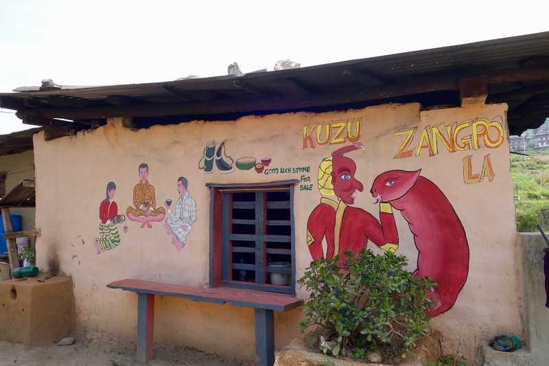 kuzu zangpo la (hello)