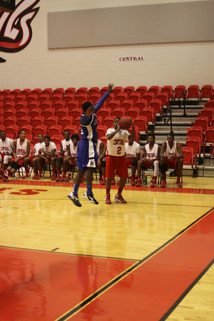 2012 CFA Basketball vs Auburn