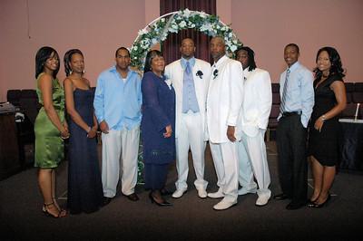 The Katrina & Sam Wedding Aug 9, 2008