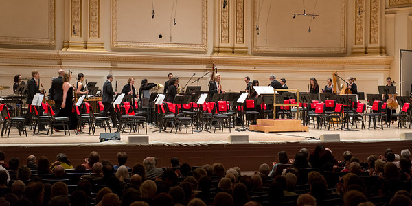 WSO - Concert at CARNEGIE HALL 2014