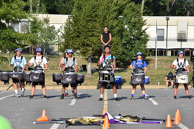 2016-08 Marching Band Camp