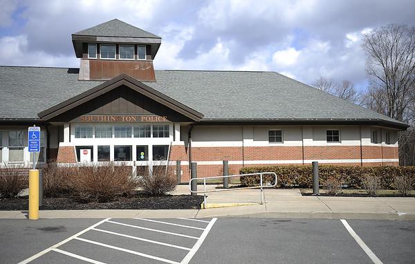 Southington Police Station 2