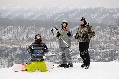 Photos on the Slopes 12-22-14