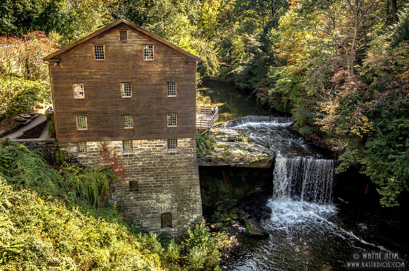 Mill House   Photography by Wayne Heim