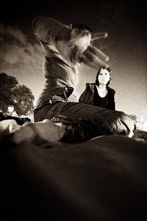 090413 Picknick Mathildenhöhe