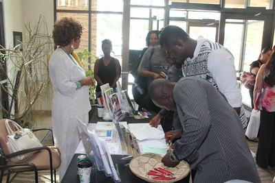 2015 New Mexico Black Expo - Career Fair