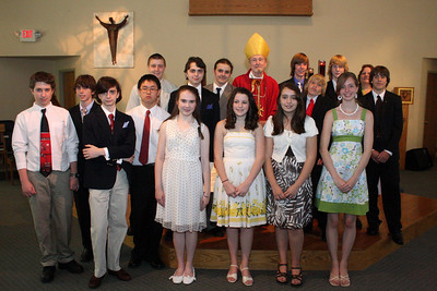 CHS Confirmation