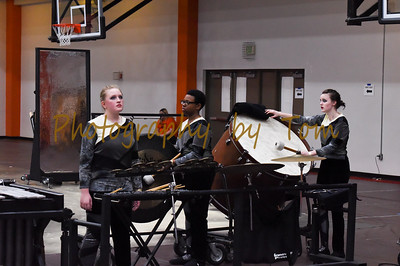 Belleville East HS Percussion