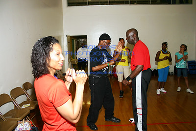 Self Defense With Steven Marshall