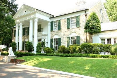 Graceland - Elvis Presley Home