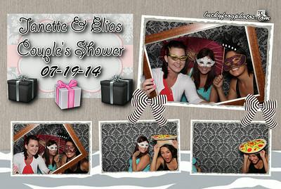 Jannette & Elias Shower