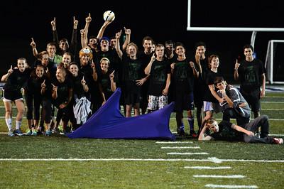 Sophomores vs. Freshmen (9/30/2013)