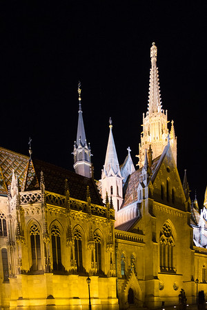 St. Mathew's Cathedral-Budapest