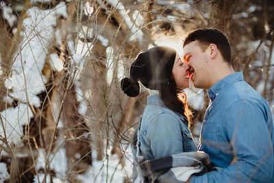 Emma and Jason | Snow Date