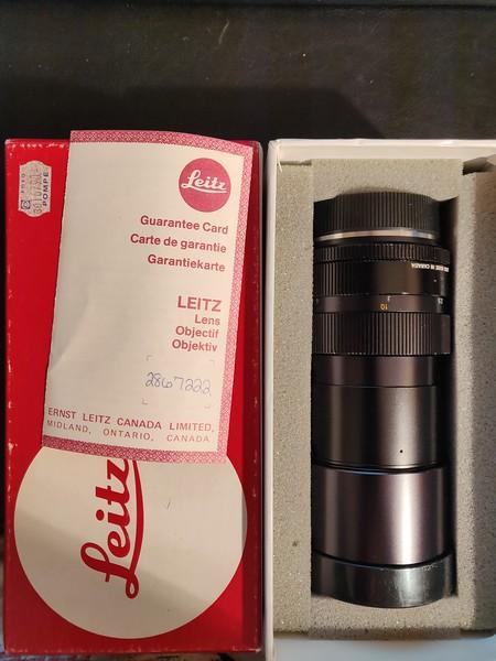 Leica R 180mm 3.4 APO-Telyt-R Boxed - Serial 2867222 002.jpg