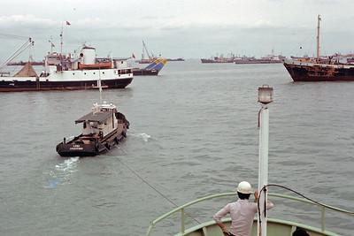 Singapore to Malta 1975 (Jurong)