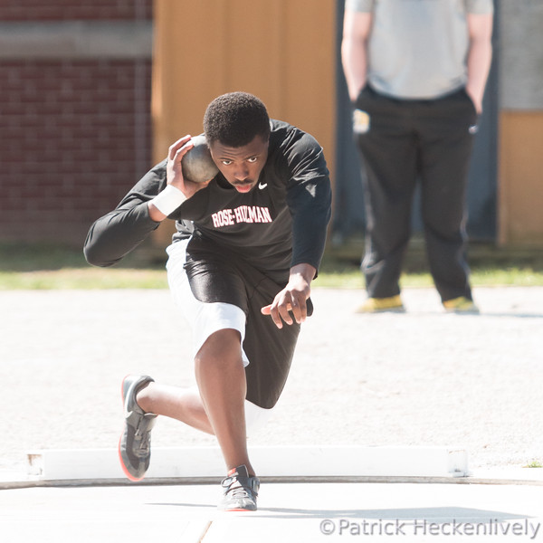 2015-04-04 DePauw Invitational, Rose-Hulman Track