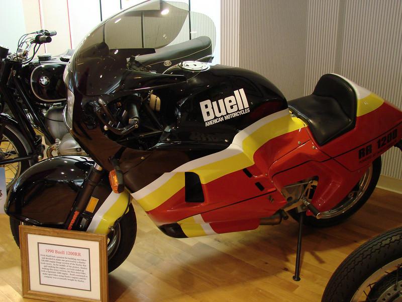 1990 Buell 1200RR