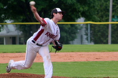 Knights vs Shullsburg/Benton Baseball 6-16-19