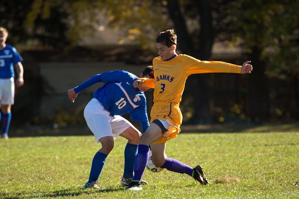 Rhinebeck Boys Soccer 2015