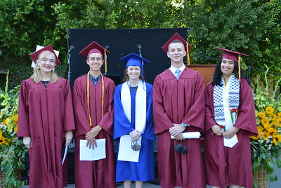 After Last Year's Cancellation, Interfaith Baccalaureate Tradition Returns