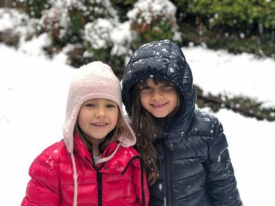 A Snowy Day in Ticino!