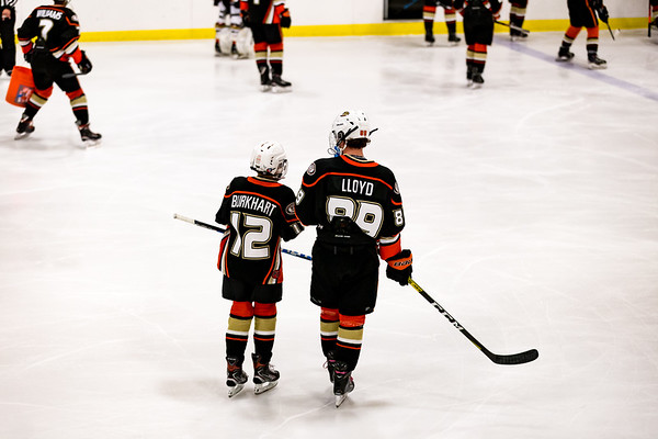 Junior Ducks Bantam A